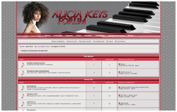 Alicia Keys Forum