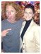 Attending Carrot Top's Show, Las Vegas - December 4, 2012